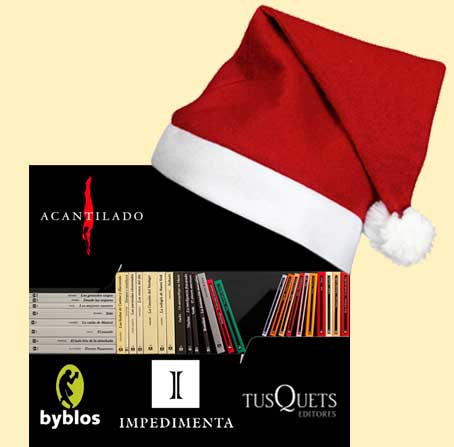 Cinco Editoriales que recomendar estas navidades